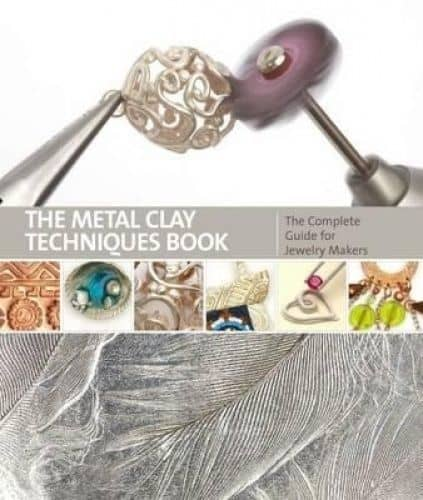 The Metal Clay Techniques Book by Sue Heaser
