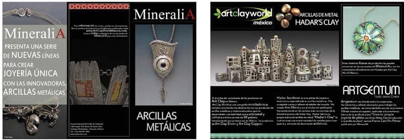 Art Clay World Mexico Launch 2011