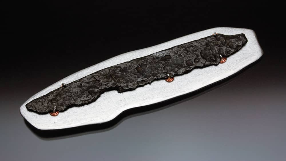 Iron knife by Julia Rai