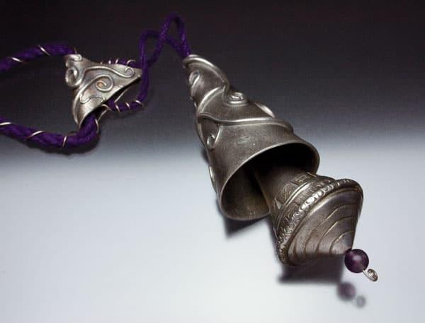 Magicians Pendant by Julia Rai