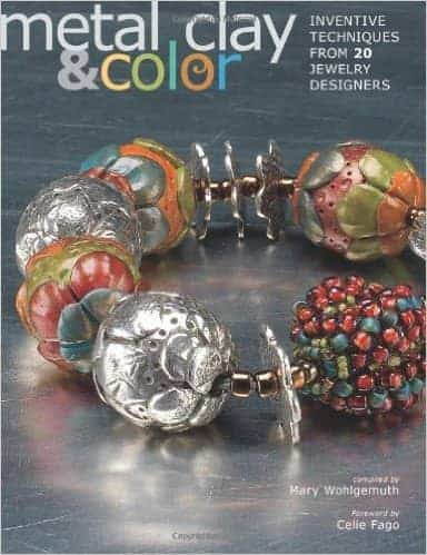 Metal Clay and Color Book