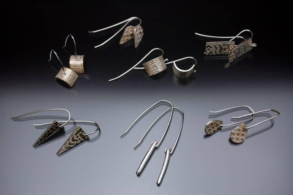 Earrings by Julia Rai