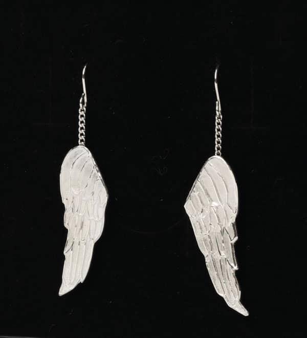 Angel Wing Earring Tutorial by Julia Rai