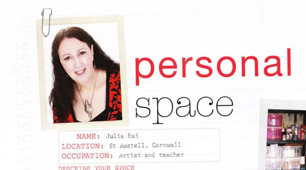 Personal Space Interview with Julia Rai