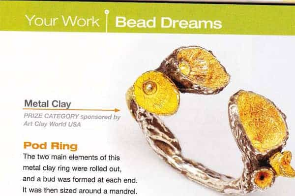 Bead and Button Magazine October 2011
