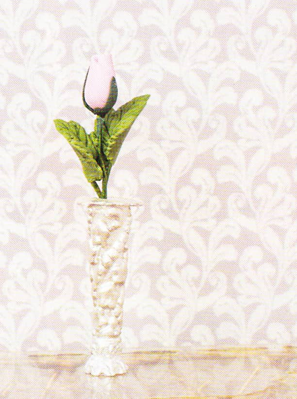 Victorian Bud Vase Tutorial by Julia Rai