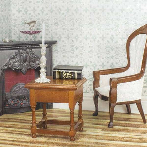 Rococo Style Candlestick Tutorial by Julia Rai