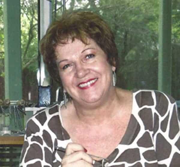 Maggie Bergman