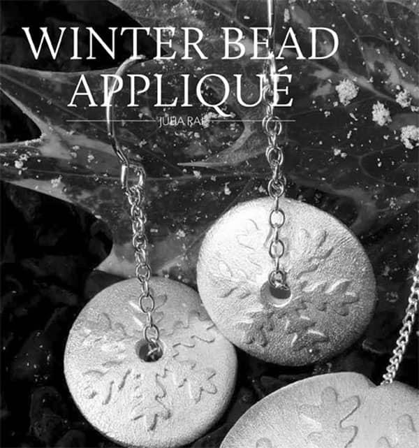 Winter bead tutorial by Julia Rai