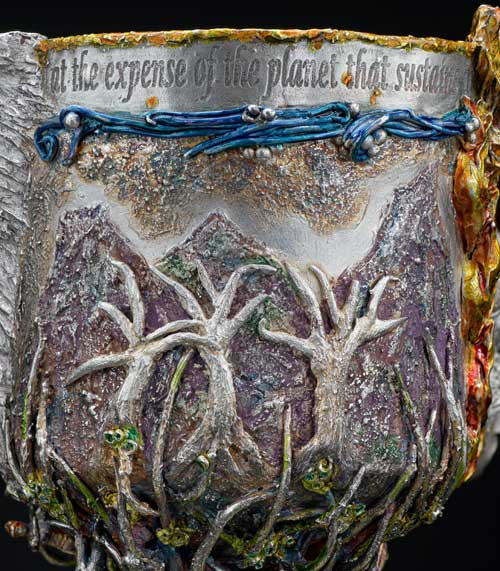 Decorative Chalice